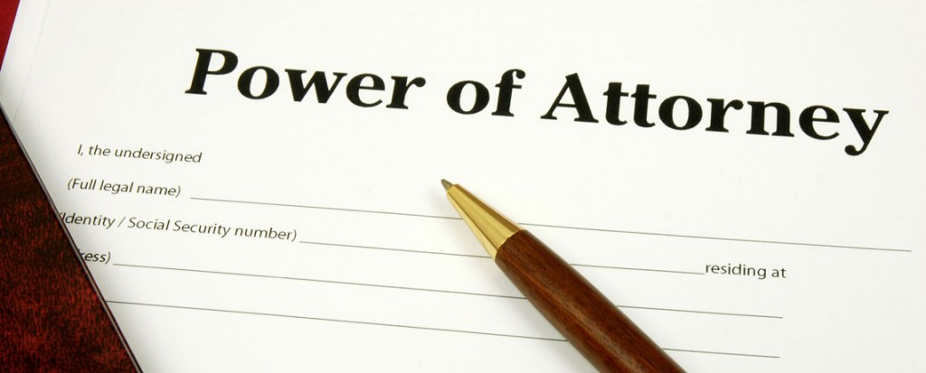 Adelaide Hills Power of Attorney